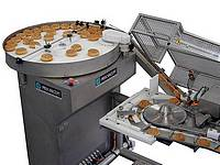 Special machine for the food industry